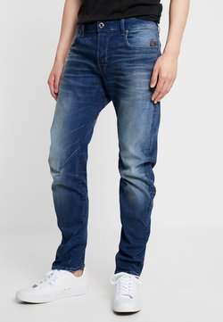 G-Star - ARC 3D SLIM FIT - Jeans Slim Fit - joane stretch denim - worker blue faded