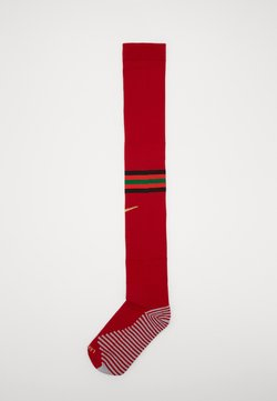 Nike Performance - PORTUGAL - Sportsocken - gym red/challenge red/pine green/truly gold