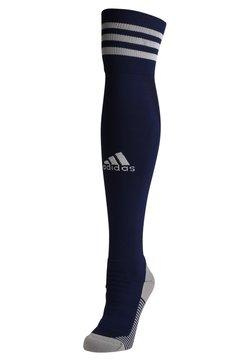adidas Performance - CLIMACOOL TECHFIT FOOTBALL KNEE SOCKS - Kniestrümpfe - dark blue/white
