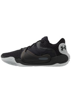 Under Armour - SPAWN 2 - Basketbalschoenen - black/pitch gray