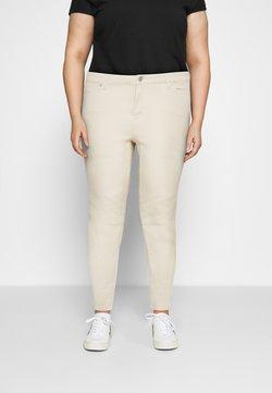 Vero Moda Curve - VMLORA PANTS - Leggings - Trousers - birch