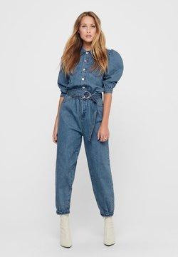 ONLY - Overall / Jumpsuit - medium blue denim