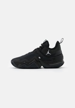 Jordan - WESTBROOK ONE TAKE UNISEX - Basketball shoes - black/white/anthracite