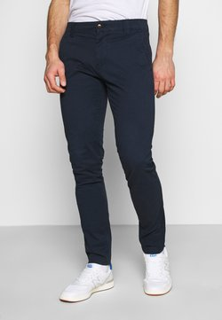 Tommy Jeans - SCANTON PANT - Chinot - twilight navy