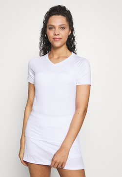 Limited Sports - SOLEY - T-Shirt basic - white