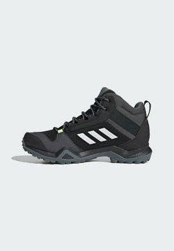 adidas Performance - TERREX AX3 MID GORE-TEX HIKING SHOES - Hikingschuh - black