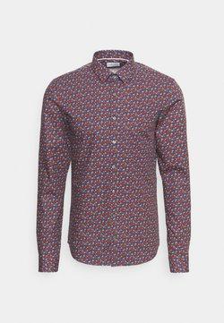 Calvin Klein Tailored - NATURAL STRETCH EXTRA SLIM  - Businesshemd - navy