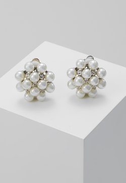 sweet deluxe - Orecchini - silber/crystal/pearl