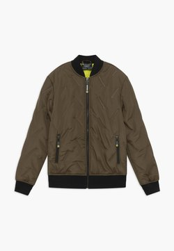 Killtec - BANTRY QUILTED - Outdoorjacke - khaki