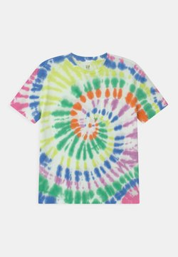 GAP - BOY  - T-shirt med print - multi-coloured
