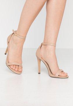 4th & Reckless - JASMINE - High Heel Sandalette - nude