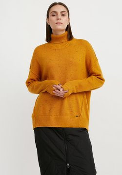 Finn Flare - Strickpullover - yellow