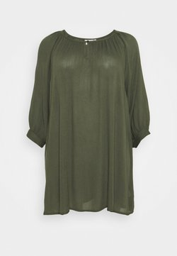 Kaffe Curve - KCAMI TUNIC - Tunic - grape leaf
