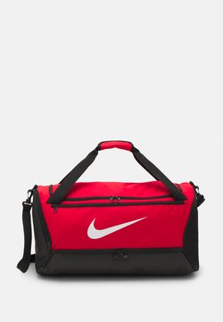 Nike Performance - M DUFF 60L UNISEX - Sporttasche - university red/black/white