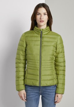 TOM TAILOR - ULTRA LIGHT WEIGHT JACKET - Winterjacke - wood green