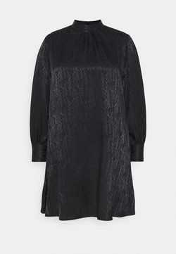 Pieces Curve - PCDIVINE DRESS - Vestito estivo - black