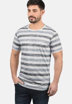 Solid - RUNDHALSSHIRT TET - T-Shirt print - dark grey