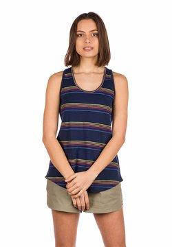 Kazane - VIVECA  - Top - dress blue/stripe