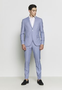 Isaac Dewhirst - BIRDSEYE SUIT - Costume - blue