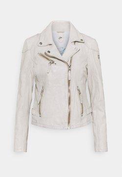 Gipsy - Veste en cuir - off white