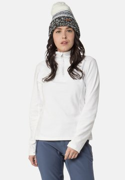 Protest - MUTEY - Fleecepullover - white