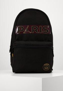 Jordan - PARIS DAYPACK - Reppu - black/bordeaux