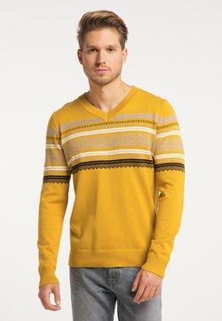 Mo - Stickad tröja - multicolor