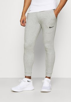 Nike Performance - PANT TAPER - Jogginghose - dark grey heather/black