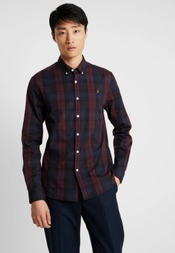 Farah - NEW BREWER CHECK - Chemise - red