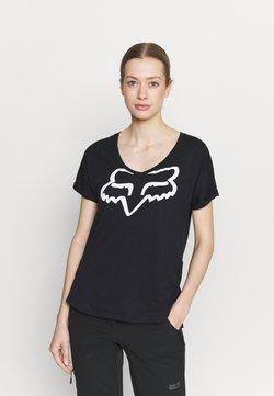 Fox Racing - BOUNDARY  - T-Shirt print - black