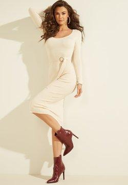 Guess - Vestido de tubo - beige