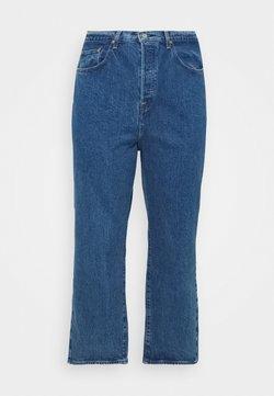 Levi's® Plus - RIBCAGE STRAIGHT ANK - Jeans Straight Leg - georgie