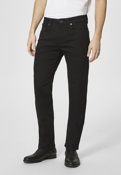 Selected Homme - Jeans Relaxed Fit - black