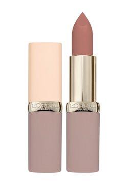 L'Oréal Paris - COLOR RICHE ULTRA MATTE FREE THE NUDES - Lippenstift - 03 no doubts