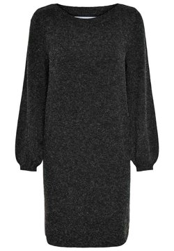 ONLY - RICA  - Gebreide jurk - black