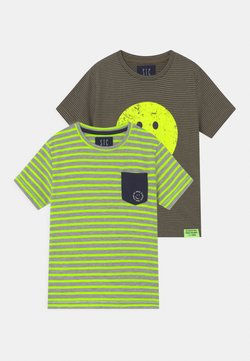 Staccato - 2 PACK  - T-Shirt print - multi-coloured