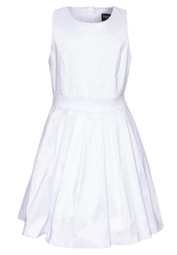 Bardot Junior - CLARA SHIMMER DRESS - Vestito elegante - ivory