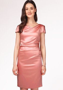 Young Couture by Barbara Schwarzer - Cocktailjurk - coral