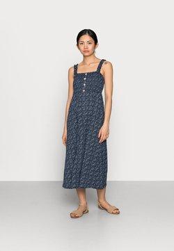 ONLY Petite - ONLPELLA DRESS  - Vestido informal - night sky/route ditsy