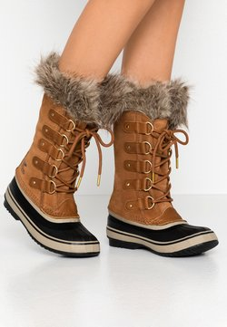 Sorel - JOAN OF ARCTIC - Snowboots  - camel brown/black