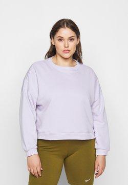 Pieces Curve - PCEMILA - Sweater - purple heather