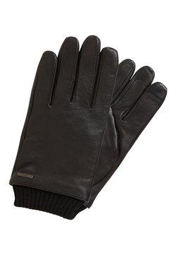 BOSS - HEWEN-TT - Handschoenen - black