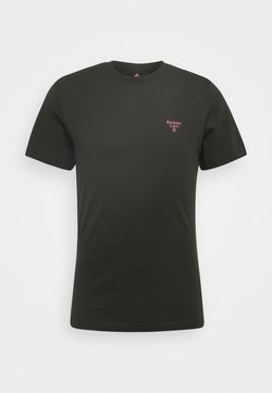 Barbour Beacon - BEACON SMALL LOGO TEE - T-shirt basic - forest