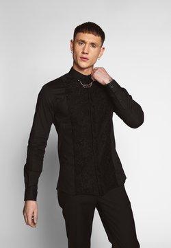 Twisted Tailor - FORM - Skjorta - black