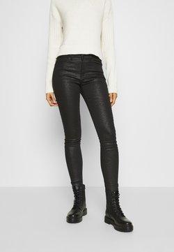 Vila - VISHINNY EKKO - Jeans Skinny Fit - black
