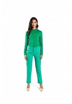 Jacky Luxury - Overhemdblouse - green