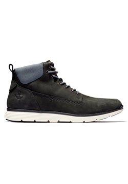 Timberland - KILLINGTON CHUKKA - Lace-up boots - black nubuck w cord