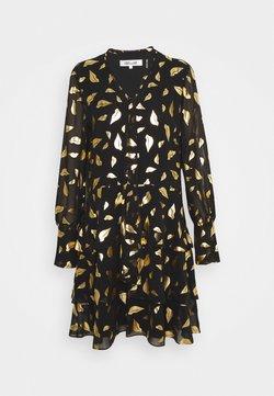 Diane von Furstenberg - MYLAH - Cocktail dress / Party dress - black/gold