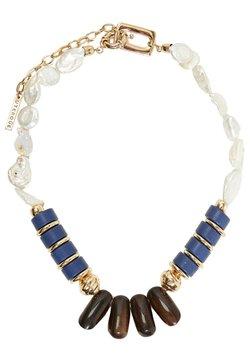 Uterqüe - Halskette - dark blue