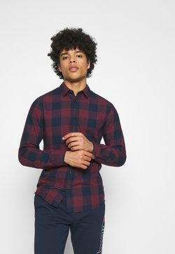 Jack & Jones - JJEGINGHAM  - Hemd - port royale